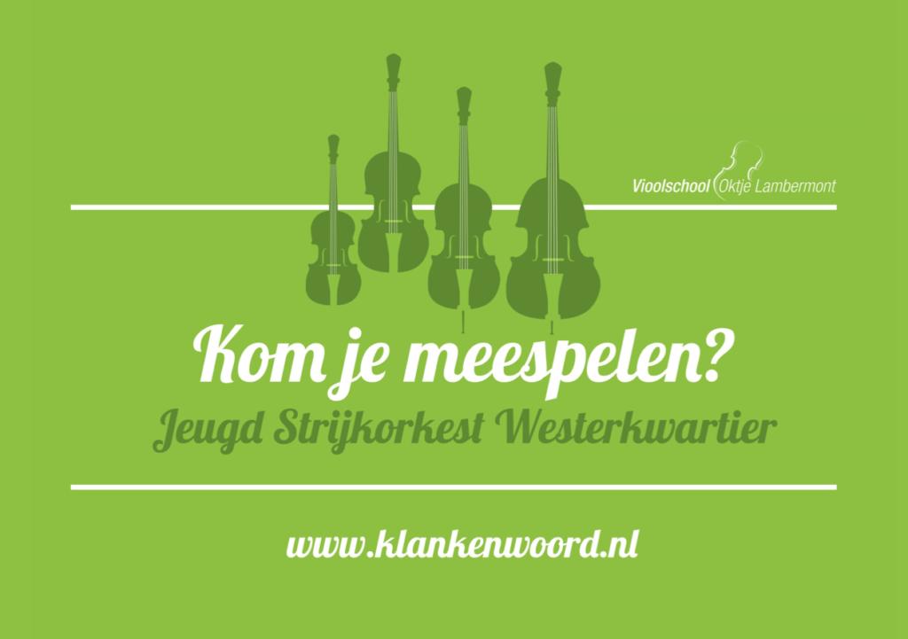 jeugd strijkorkest